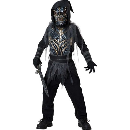 Child Boy Death Warrior Costume by Incharacter Costumes LLC 17051