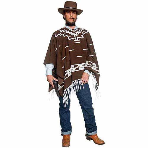 Western Authentic Wandering Gunman Adult Halloween Costume