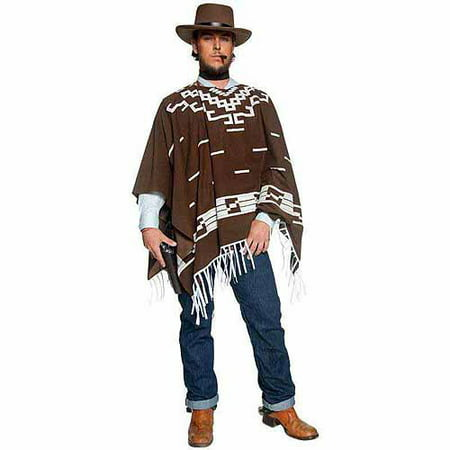 Western Authentic Wandering Gunman Adult Halloween - Western Style Costumes