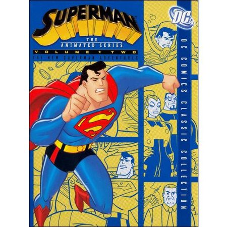 Superman: The Animated Series, Volume Two