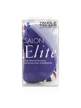 Salon Elite Professional Detangling Hair Brush - # Purple Crush (For Wet & Dry Hair)-1pc