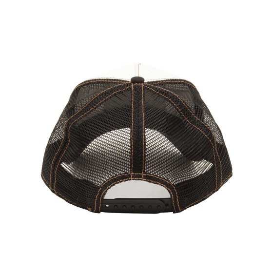 300d0664 Complete with an adjustable back closure, the hat features an embroidered  Rooster animal patch in front. Goorin Bros. Men's Plucker Hat in Black