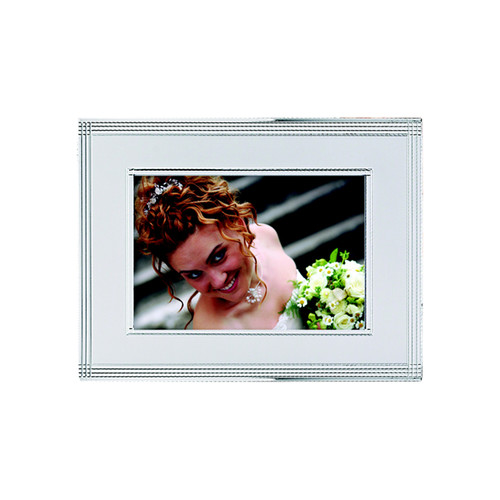 Creative Gifts International Bright and Pearl Picture Frame