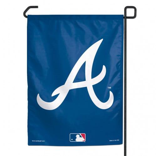 "Atlanta Braves 11""x15"" Garden Flag"
