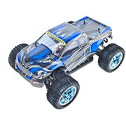 ALEKO 1/10th Scale RCC94111BLUE Electric Powered Monster Truck