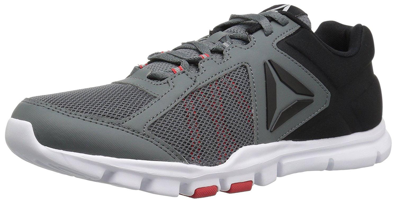 79c7ccf1 Reebok Men Premier Comfort MemoryTech Yourflex Train 9.0 MT Running Shoes