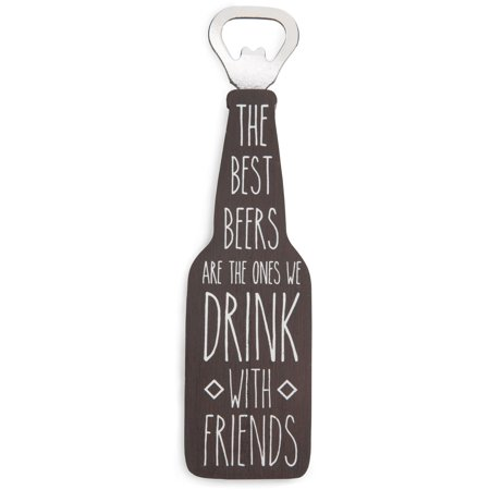 Pavilion - The Best Beers are the ones we Drink with Friends Magnetic Bottle