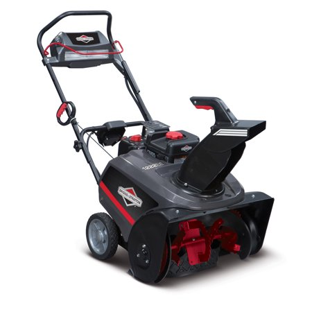 Briggs & Stratton 1696741 250cc Gas Single Stage 22 in. Snow Thrower with Shredder Auger