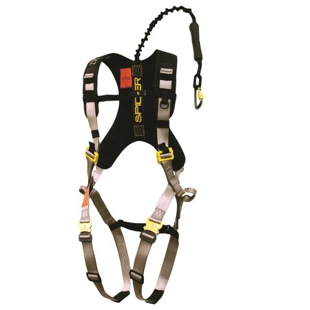 Tree Spider Speed Harness, Black ()
