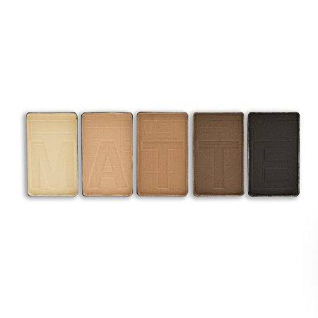 L.A. Colors Matte Eyeshadow - Brown Tweed - image 1 of 2