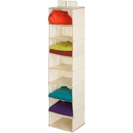 Honey Can Do 8 Shelf Hanging Organizer