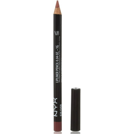 3 Pack - NYX Professional Makeup Slim Lip Liner Pencil, [828] Ever 0.04 oz