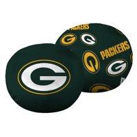 """NFL Green Bay Packers, 11"""" Cloud Pillow, 1 Each"""