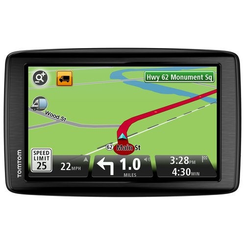 "TomTom Via 1605M 6"" RV GPS with Camper Routes"