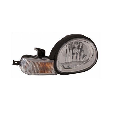 Replacement Driver Side Headlight For 03-05 Dodge Neon 5288509AH CH2502220