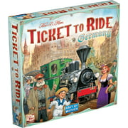 Ticket to Ride Germany Strategy Board Game