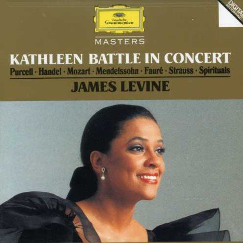 Kathleen Battle in Concert / James Levine
