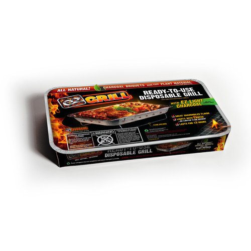 EZ Grill Grilling on the Go - Party Size Bundle