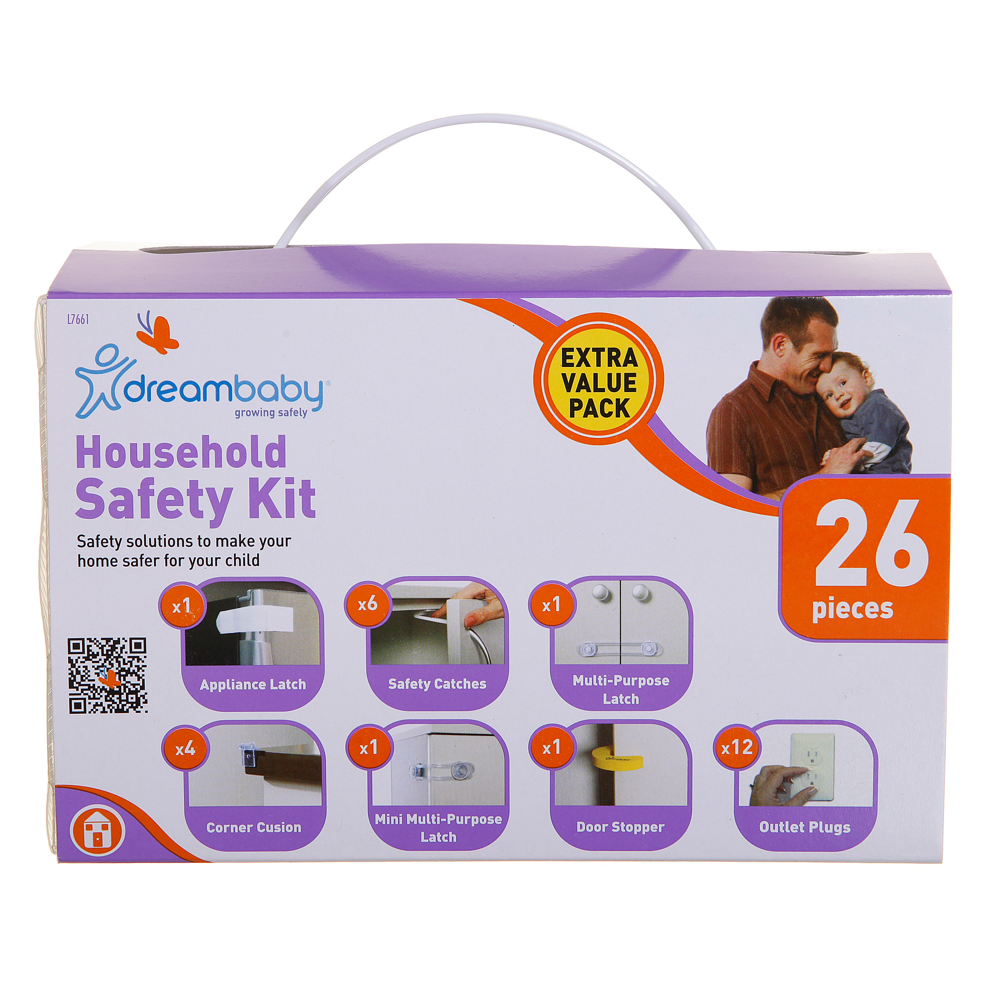Dreambaby Household Safety Kit