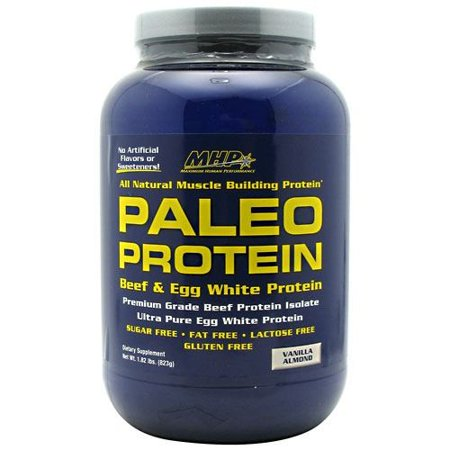 MHP Paleo Protein Vanilla Almond 1.82 Pound