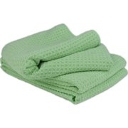 """Zwipes Stemware and Bar Towel, Waffle Weave, 12"""" x 25\ by Generic"""