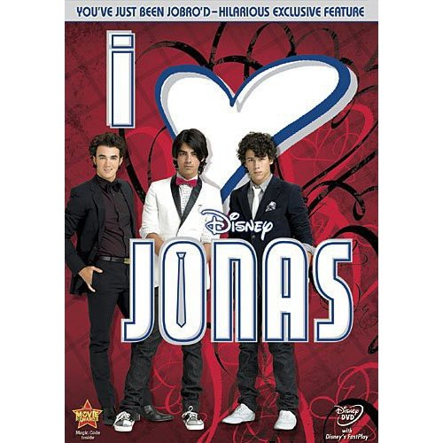I Heart Jonas (Full Frame)