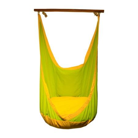 Amazing Ahg Happycamper Kids Swing Pod Swing Seat Hanging Chair Nook Tent Outdoor Indoor Creativecarmelina Interior Chair Design Creativecarmelinacom
