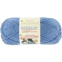 Bernat Softee Baby Yarn - Solids-Blue Jeans