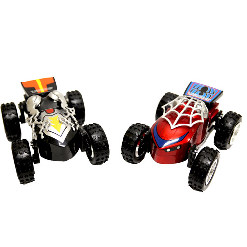 Regenerators Thor and Spider-Man Vehicles, Set of 2