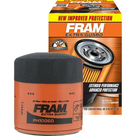 Fram Extra Guard Oil Filter Ph10060 Walmartcom