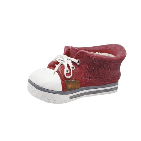 Red Sneaker Planter -