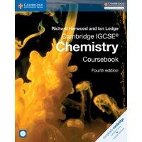 Cambridge International Igcse: Cambridge Igcse(r) Chemistry Coursebook (Other)