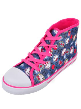 53ab56559 Product Image HELLO KITTY LIL KATHERINE HIGH TOP FASHION SNEAKERS