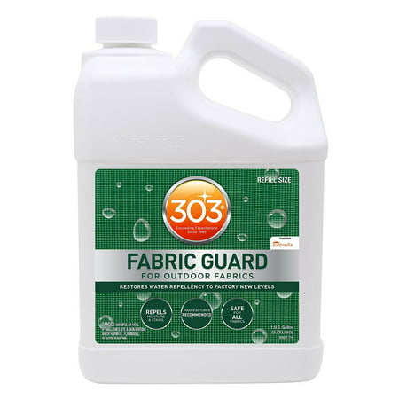 303 Fabric Guard Stain Protector and Water Repellent Spray Treatment, 1 Gallon - image 5 de 5