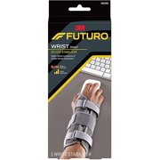 Futuro Wrist S-M Right Hand Firm Stabilizing Support Deluxe Wrist Stabilizer