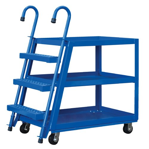 Vestil Stock Picker Utility Cart