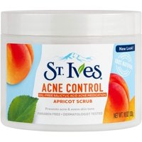 3 Pack - St. Ives Acne Control Apricot Scrub 10 oz
