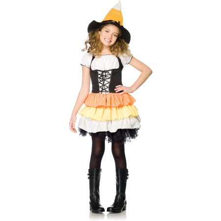 Kandy Korn Witch Child Halloween - Witch Costumes Halloween