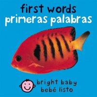 1st Words Primeras Palabras (Board Book)