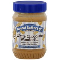 Peanut Butter & Co. White Chocolate Peanut Butter, 16 oz (Pack of 6)