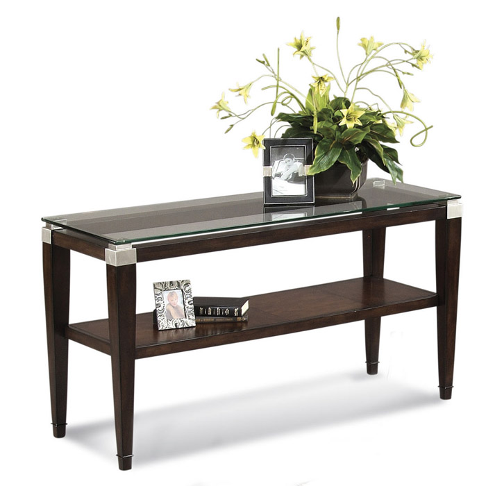 Bassett T1171-400 Dunhill Console Table