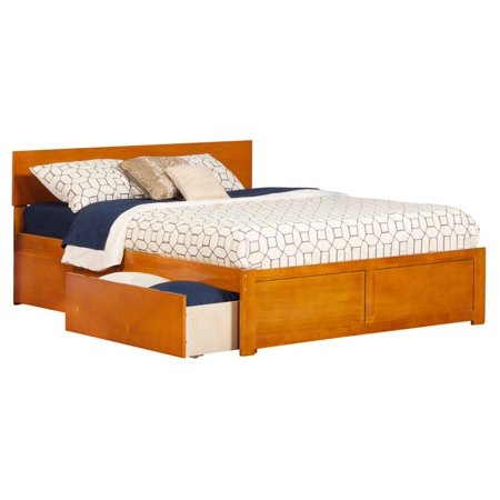Atlantic Furniture Trundle Bed
