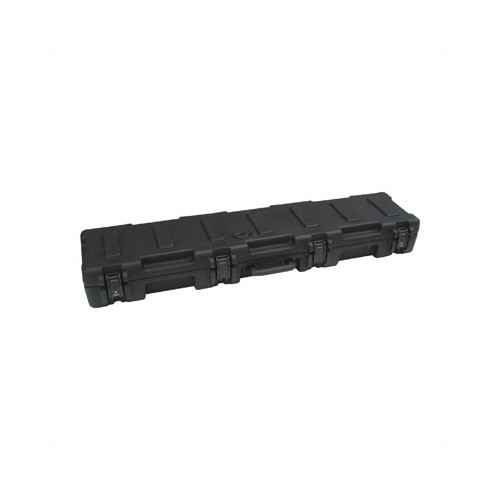 SKB Cases Mil-Standard Roto Case w/ Layer Foam in Black: ...
