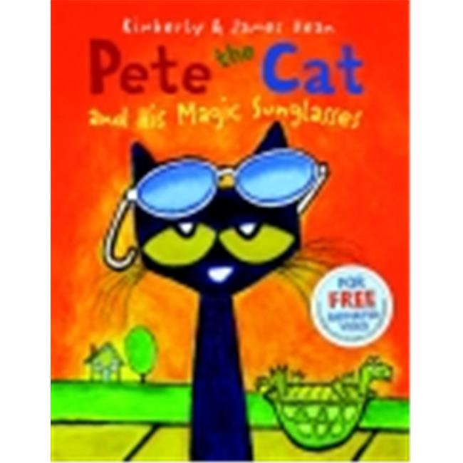 Harper Collins Pete The Cat And His Magic Sunglasses Hardcover Book