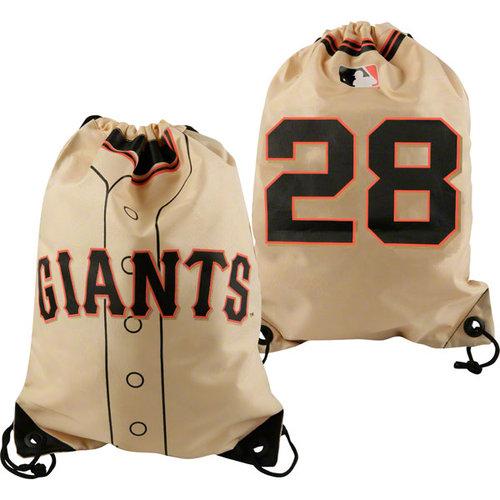 MLB - Buster Posey San Francisco Giants Drawstring Backpack