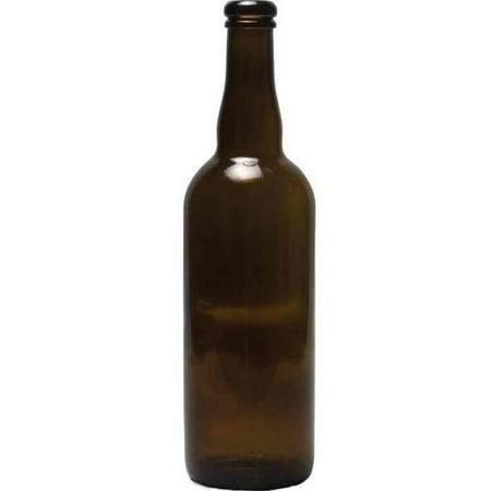 Belgian Beer Bottles 750 ml cork finish case of 12 (Beer Belgium)