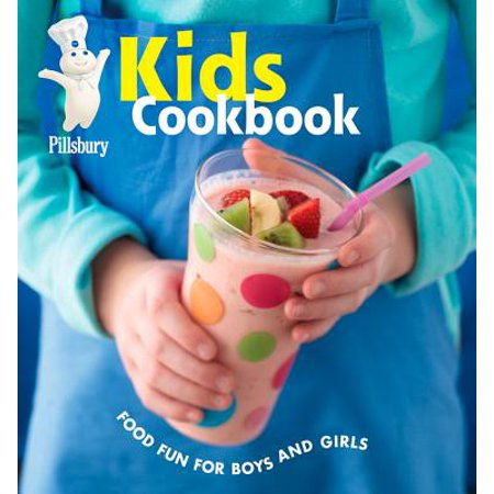 Pillsbury Kids Cookbook : Food Fun for Boys and Girls - Halloween Party Foods For Kids