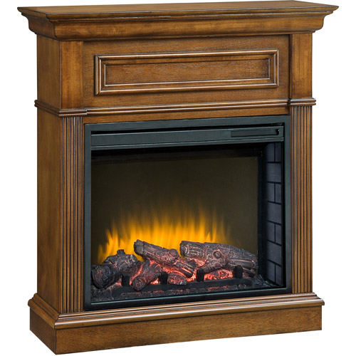 "Pleasant Hearth Hawthorne Heritage 23"" Electric Fireplace, 238-560-65"