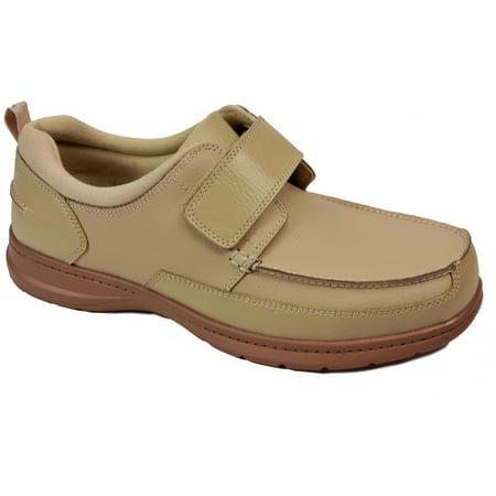 dr scholl's men's stroll fastner casual shoe  walmart