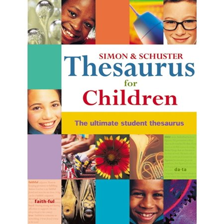Simon & Schuster Thesaurus for Children : The Ultimate Student - Halloween Quiz For Students